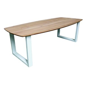 Table Mika Beveled ovale  220x110x77cm