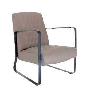 Fauteuil relax Ethan Beige bis 63x85x85cm