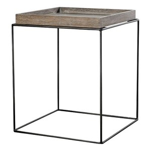 Lowel Table d'appoint Lowel-02  50x50x60cm, 0.19m³