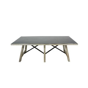 Omer Table Omer rectangulaire  220x100x77, 0.500m³
