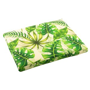 Schilliger Design Tropical Galette Bistro Tropical anti-tache  38x30x3cm
