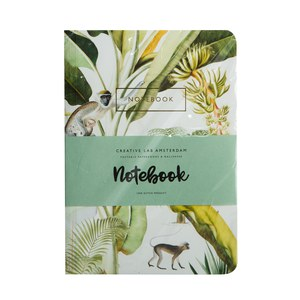 Creative Lab Cahier de note creative lab  15x21cm