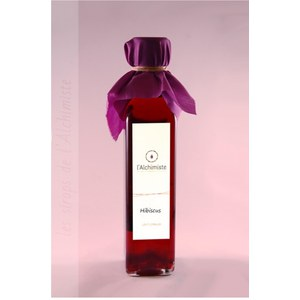 Gamme florale Sirop artisanal Hibiscus 25cl  25cl
