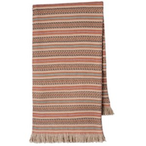 Fouta Oahu 130x170cm Orange carotte 130x170cm