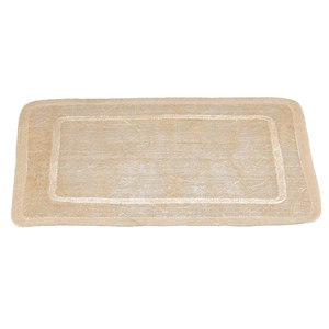Schilliger Design  Set de table Papao rectangle Blanc chenu 33x48cm