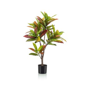 Schilliger Sélection  Croton artificiel  95cm