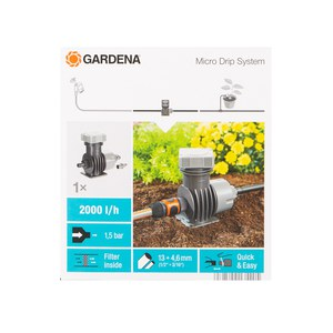 Central d'irrigation 200MDS  155x127x75mm