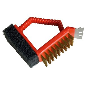 Barbecook ACCESSORIES - Care Brosse 3 en 1 - 2230202000