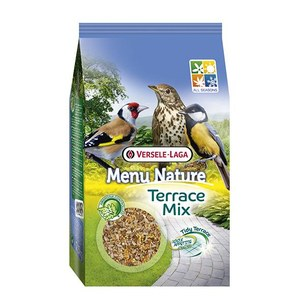 Menu Nature terrace Mix 2.5kg  2.5kg