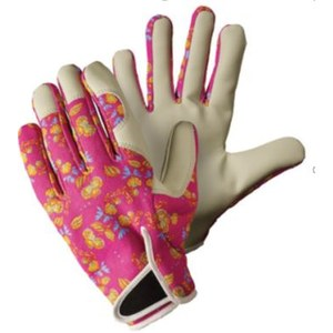 Gants de jardins Oriental Flower Rouge turc Medium