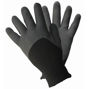 Briers  Gant contre le froid -30° medium Noir Medium