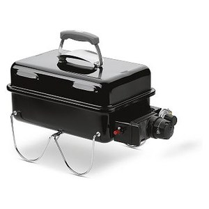 Weber Go-Anywhere Grill a gaz Go Anywhere Black  41x53x31cm