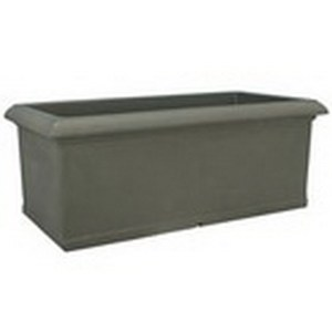 Farmet New  Bac Rectangle Epure 60cm Gris anthracite 60x30x27