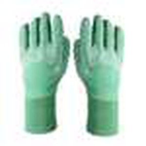 Gants Rosier Taille 09 Latex naturel sur support coton.  taille 09