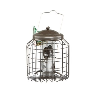 Gardman Heavy Duty Squirrel Proof Seed Feeder A01820  H31cm