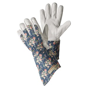 Briers  Gants Hauts Flower Girl Julie Dodsworth Bleu roi Medium
