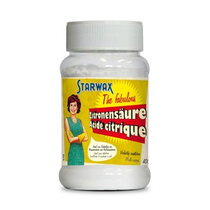 Starwax  Acide citrique 400g  400g