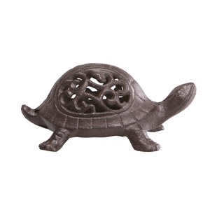Tortue Seeland Brun rouille 145x105*65mm