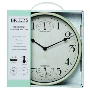 Briers  Horloge Sherborne  One Size