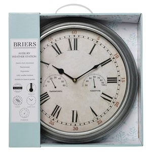 Briers  Horloge Avebury  One Size
