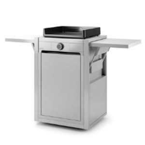 Forge Adour MODERN Chariot MODERN inox ferme 45