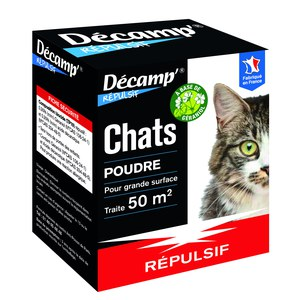 Décamp  Repulsif Chats Poudre 200G  200G