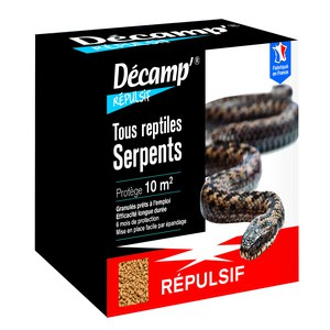 Décamp  Repulsif Serpents Granules 400G  400G