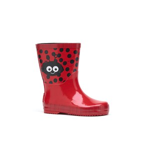 Z'Amis Bottes Z'Amis Anabel Rouge fraise Taille 22
