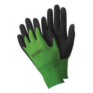 Briers  Gants Bamboo Large Vert chartreuse 24x1x10cm