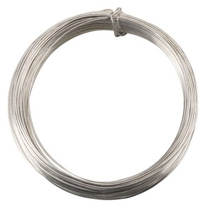 Garden Wire – Galvanised 1mm x 50m  1mmx50m