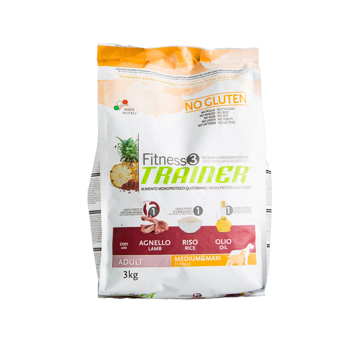 Trainer fitness 3 adult mm l&r 3kg  3kg
