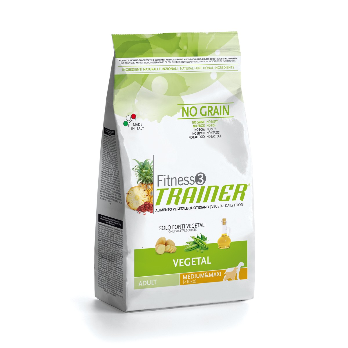 Trainer fitness 3 vegetal mm 3kg  3kg