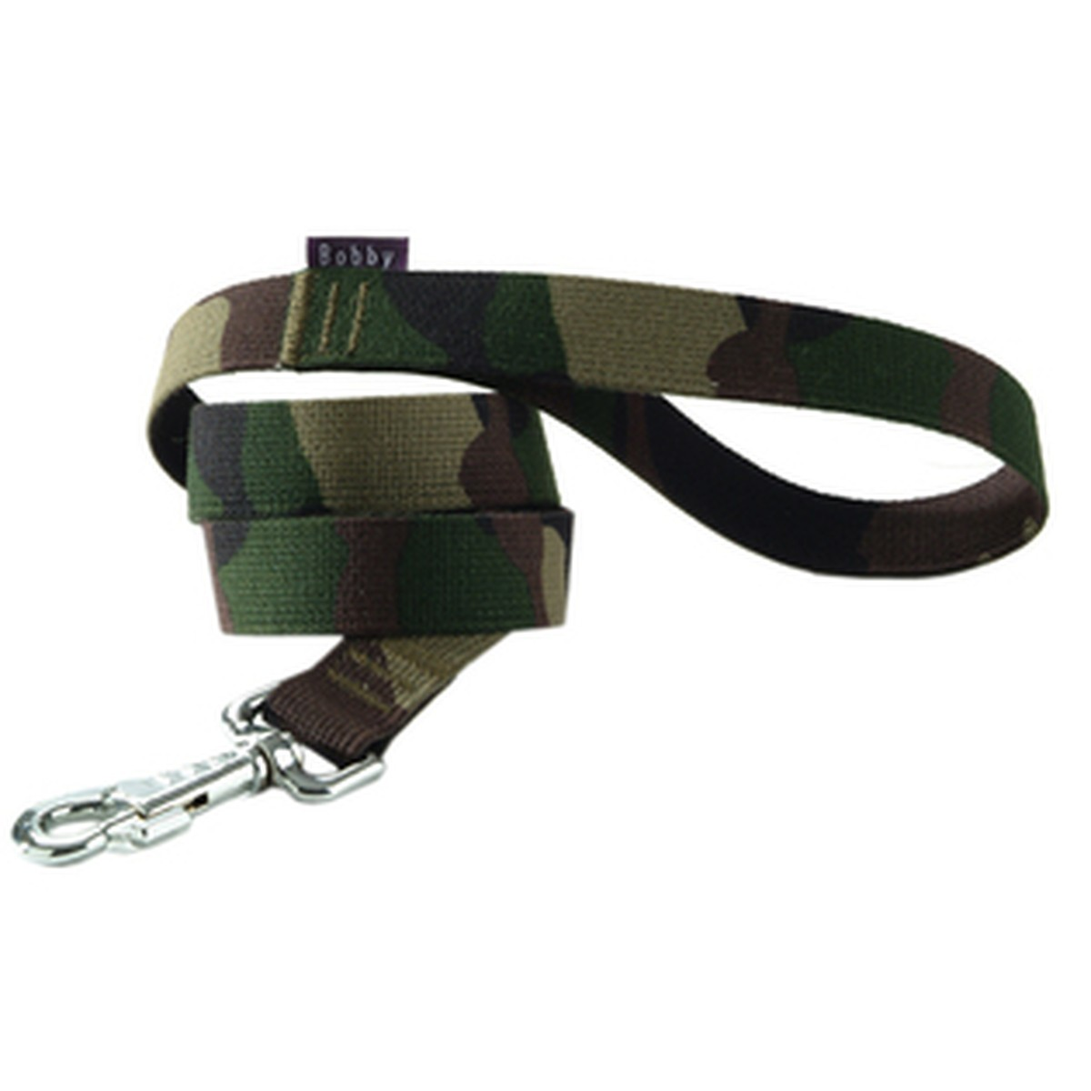 Laisse camouflage nyl. t25 Vert militaire 25