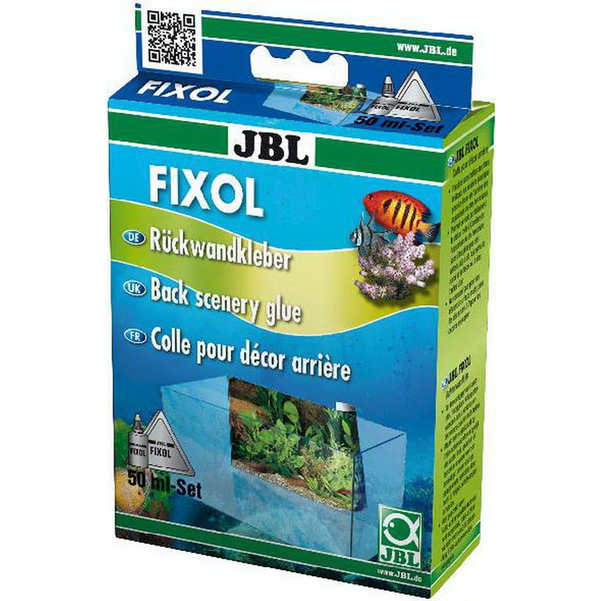 JBL Fixol 50 ml  D/F/GB/NL