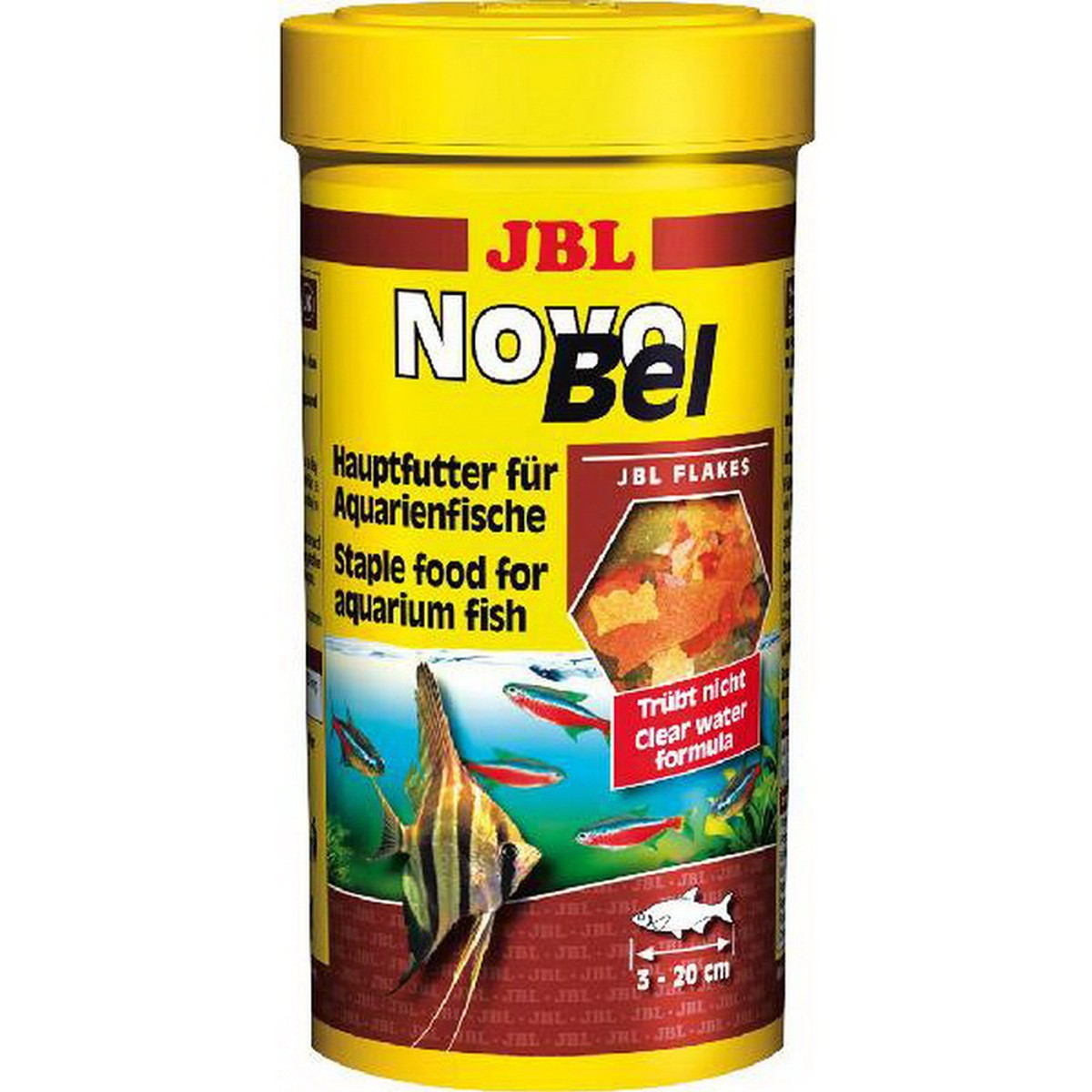 JBL NovoBel 250 ml F/NL  250ml