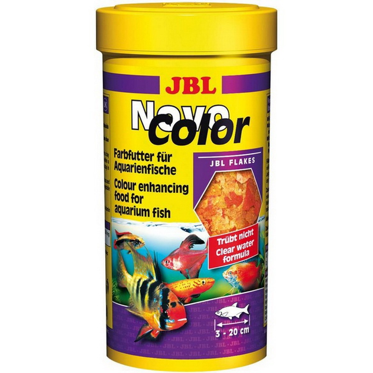 JBL NovoColor ravive-couleur 250 ml F/NL  250ml