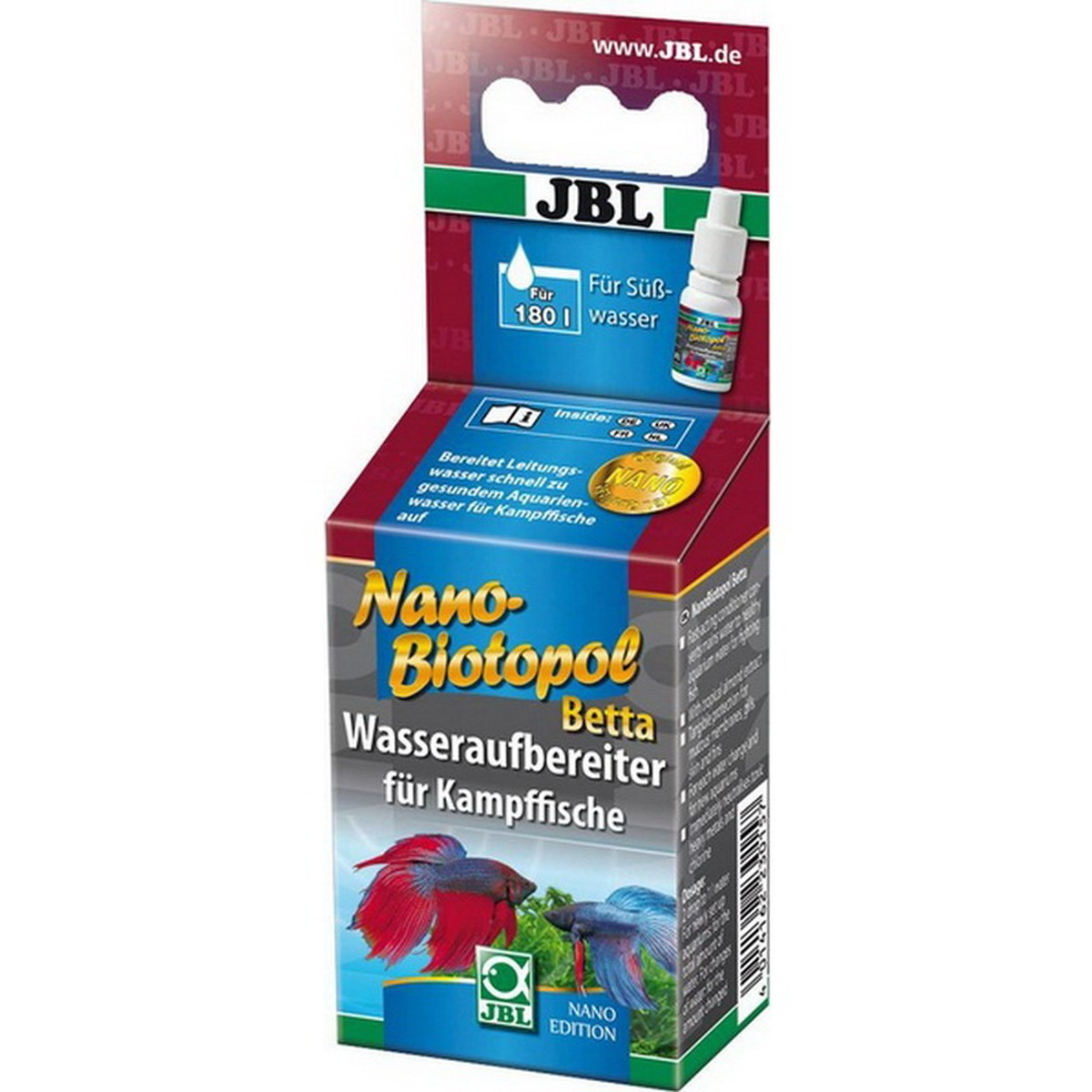 JBL NanoBiotopol Betta 15ml  F