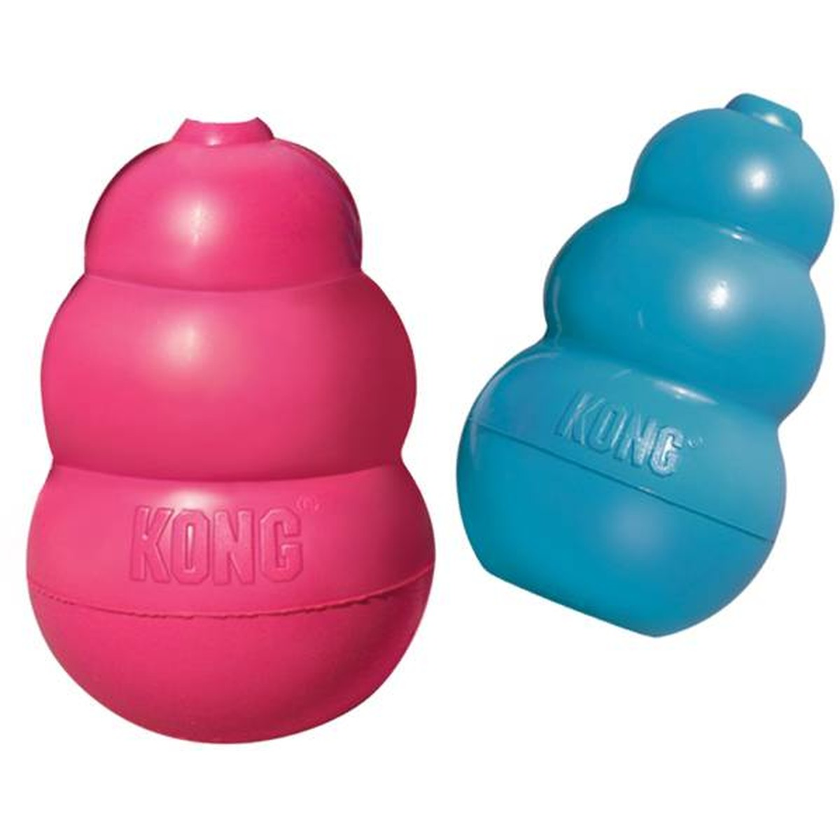 Kong Puppy Squeaker  S Multi-couleurs S