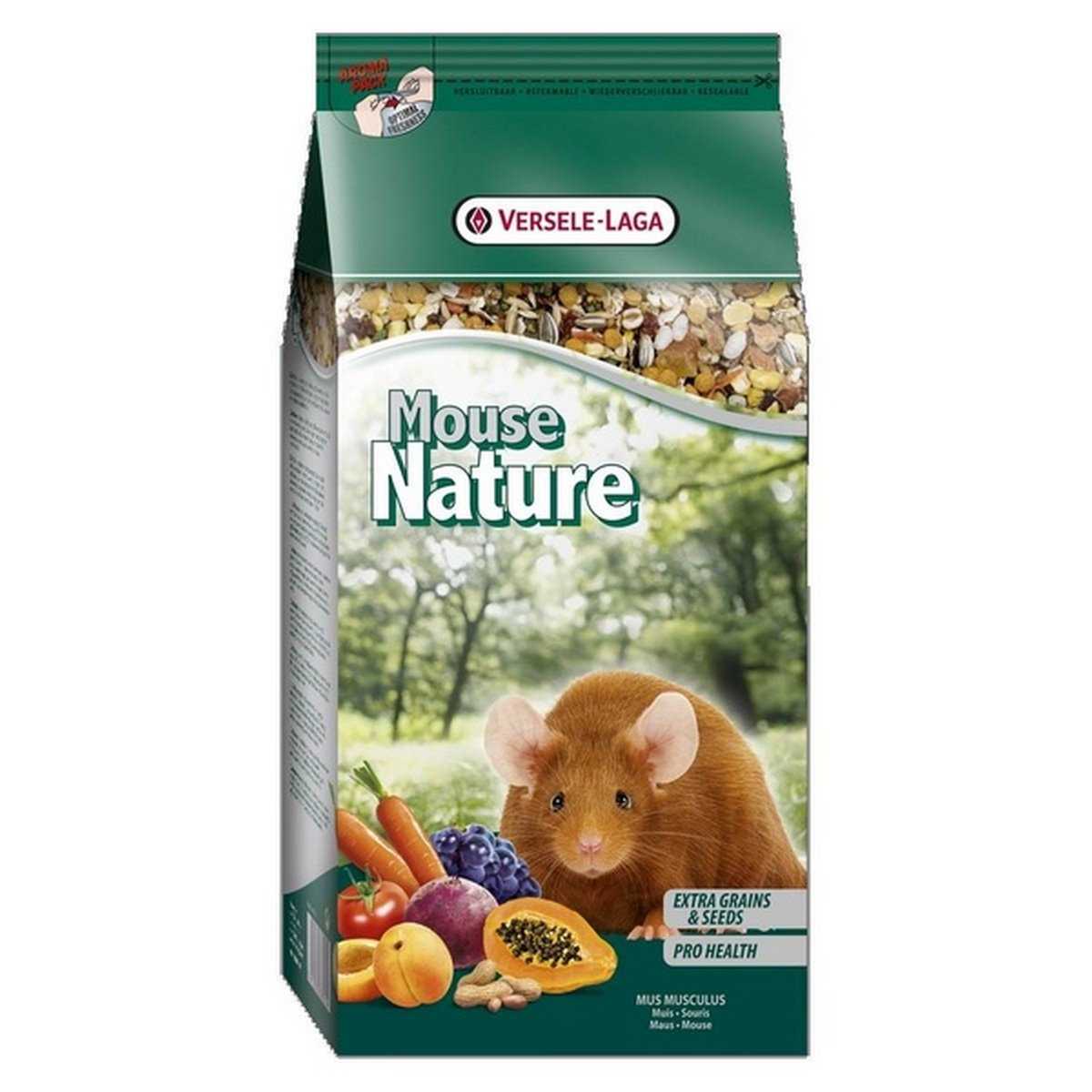 Mouse Nature 400 g  400g