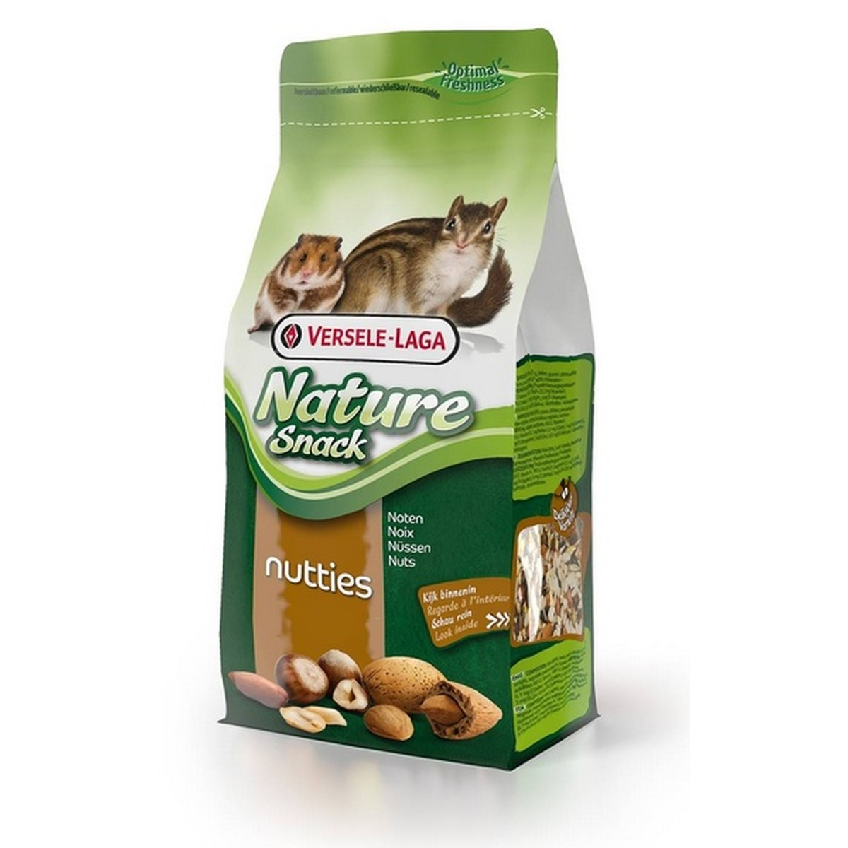 Nature Snack Nutties. 85 g  85g