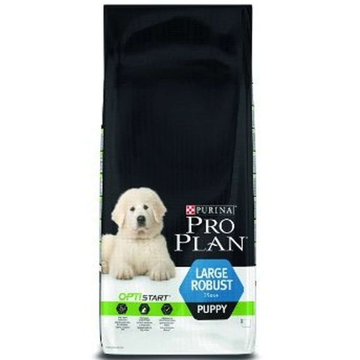 Proplan dog LARGE ROBUST PUPPY 12kg  12kg