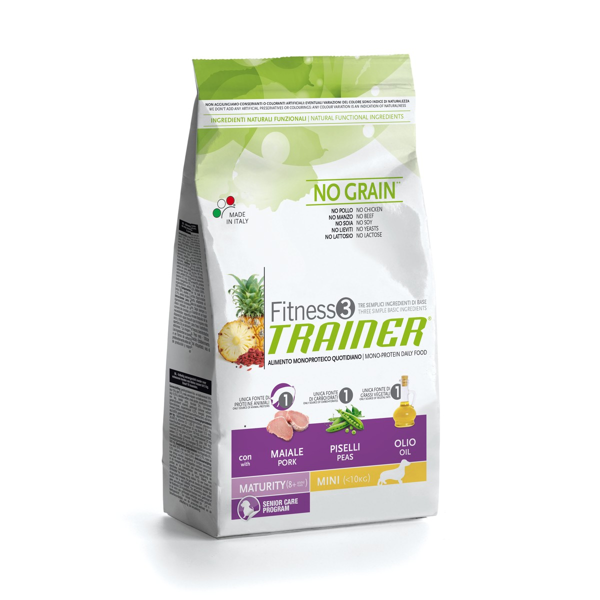 Trainer FITNESS 3 Maturity P&P Mini 2kg