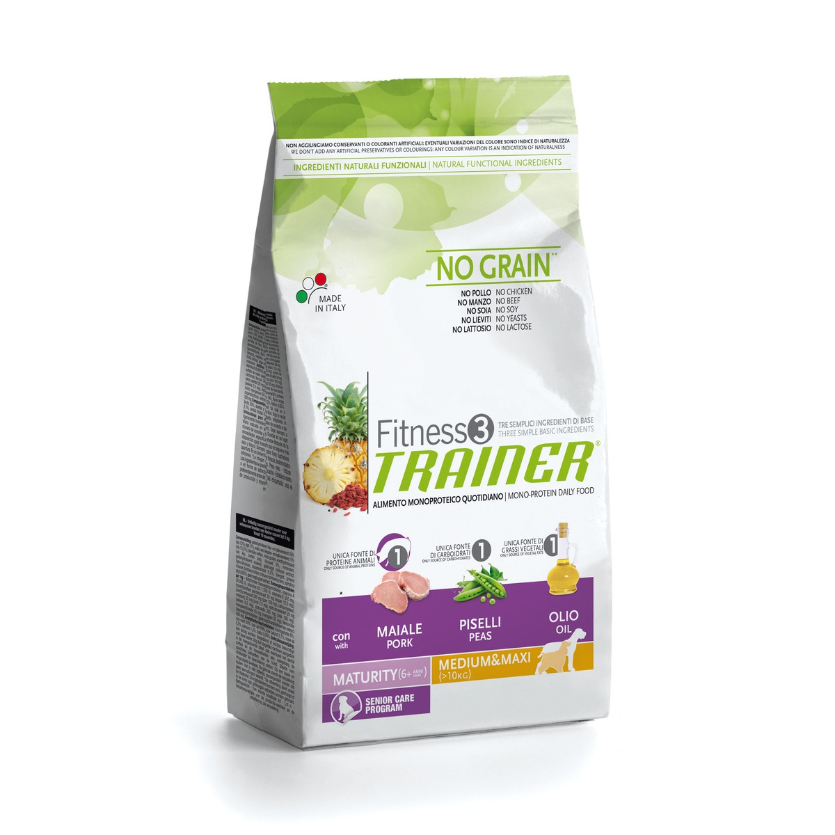 Trainer FITNESS 3 Maturity P&P MM 12.5kg