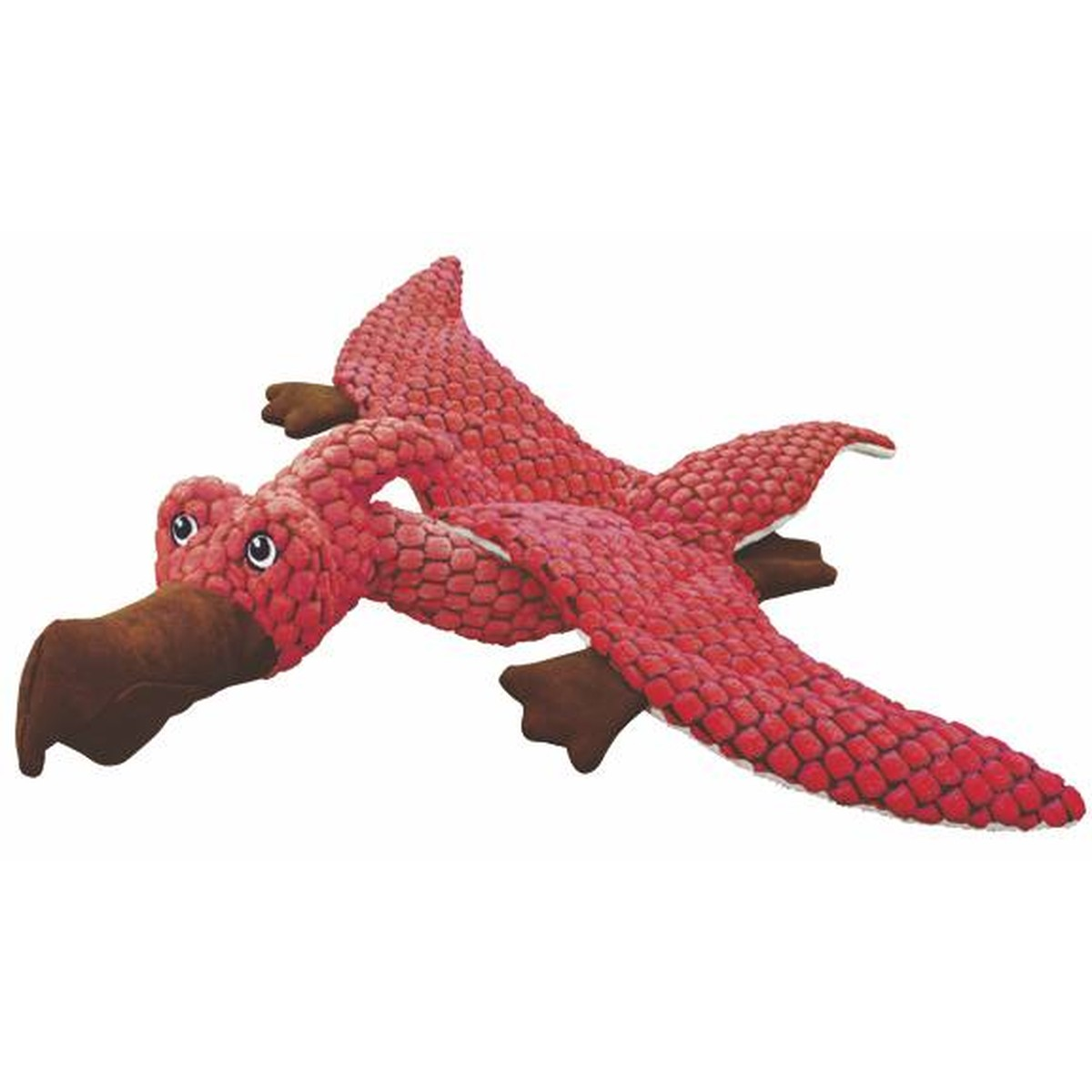 Kong Dynos Pterodactyl, rouge coraille 27 cm  27 cm