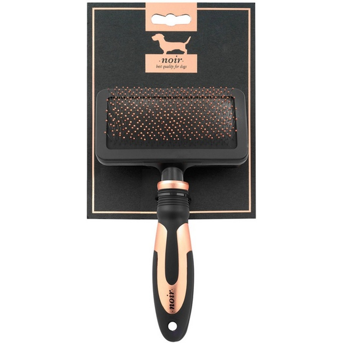 NOIR Soft Slicker Brush L 20 x 12 cm  20x12cm