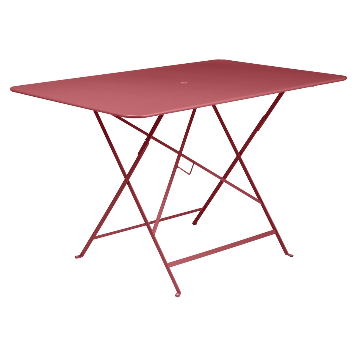 Fermob BISTRO Table Bistro TP Rouge groseille 117x77cm