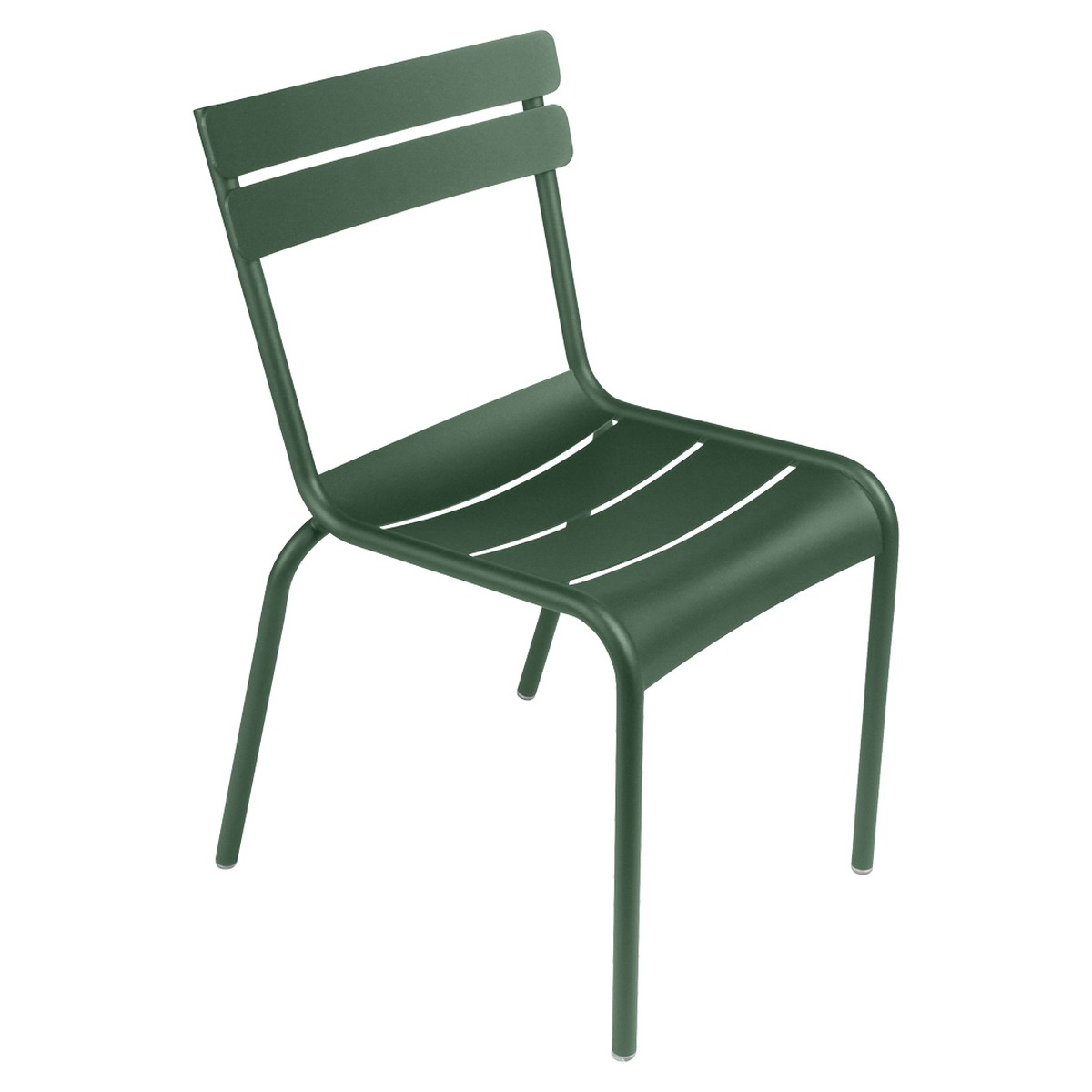 Fermob LUXEMBOURG Chaise Luxembourg Vert sapin 52x57x88cm