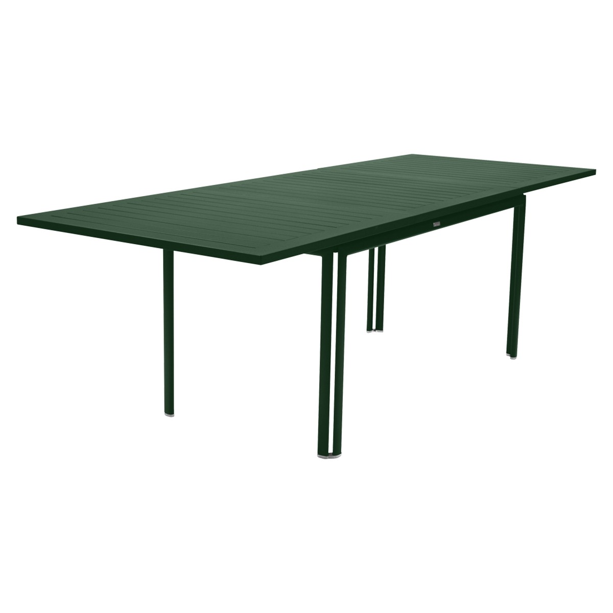 Fermob COSTA Table Costa extensible Vert sapin 160-240x90cm