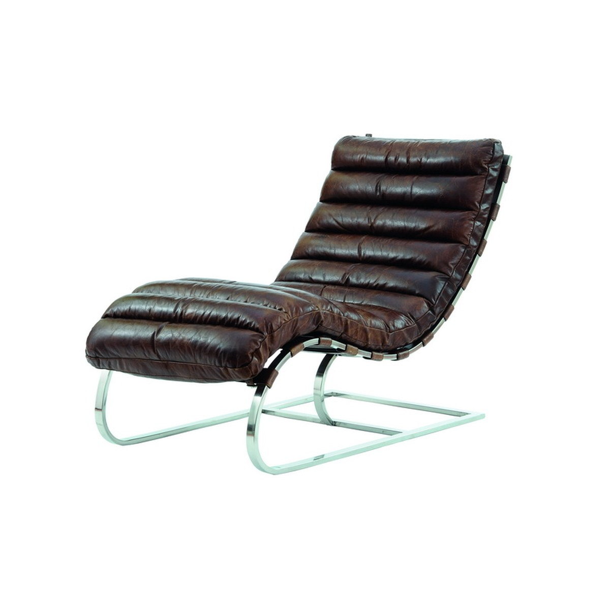 Schilliger Sélection Halo Creative Fauteuil Coventry Brun marron 60x113x86cm. 0.5803m³. 35.5kg