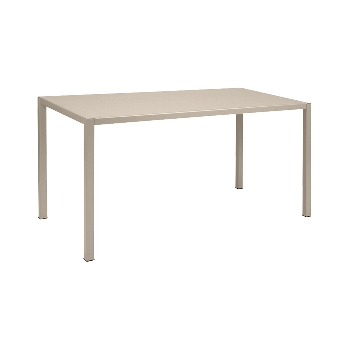 Fermob INSIDE OUT Table Inside Out rectangulaire Beige 140x70cm